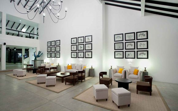 Poussez les portes de l'hôtel Avani Bentota Resort & Spa 5*