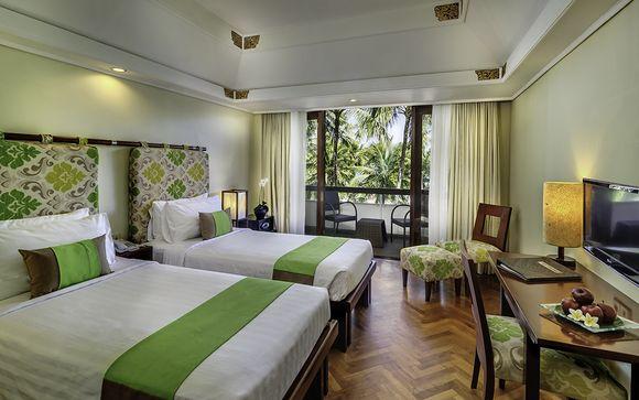 Poussez les portes de l'hôtel Prama Sanur 5* à Sanur