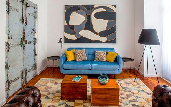 Charme intimiste et décoration vintage