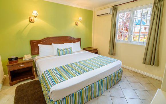 Votre séjour à l'hôtel Bay Gardens à Sainte Lucie