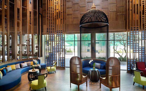 Poussez les portes de l'hôtel Manathai Surin 4* à Phuket