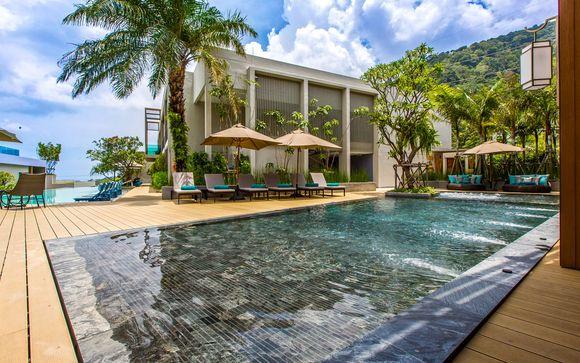 Votre extension à l'hôtel Mai House Patong Hill 5* à Phuket