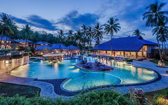 Poussez les portes de l'hôtel Wyndham Sundancer 5* à Lombok