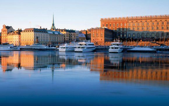 La croisière Capitales de la Baltique : le programme