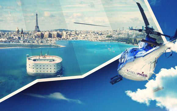 Vol en hélicoptère - Hélipass
