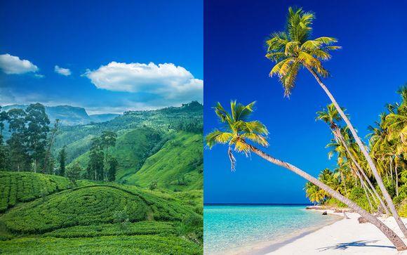 Circuit Découverte du Sri Lanka et séjour aux Maldives