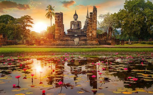Circuit Les Beautés du Siam et extension à Khao Lak