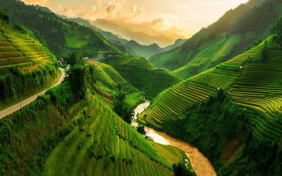 Circuit privatif Magies du Vietnam et extension possible à Angkor