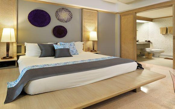 Poussez les portes de l'hôtel Pakasai 4* à Krabi