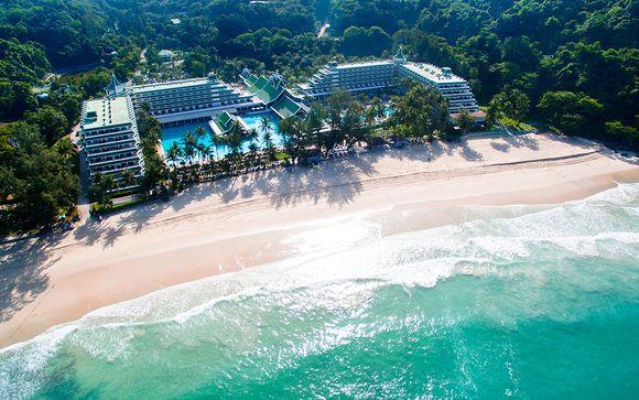 Hôtel Méridien Phuket Beach Resort 5*