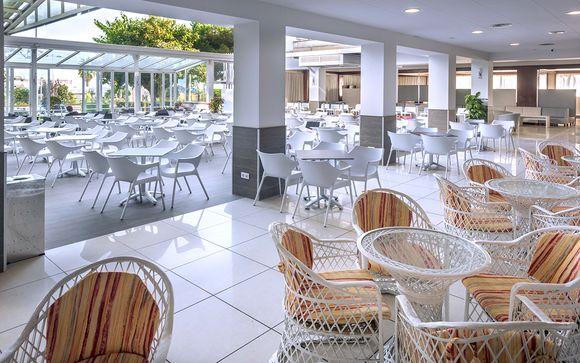 Poussez les portes de l'hôtel Sorra Daurada 4* à Malgrat de Mar