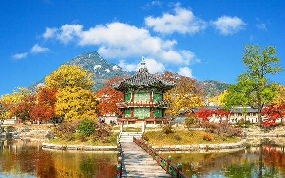 Une longue journée tranquille en Corée