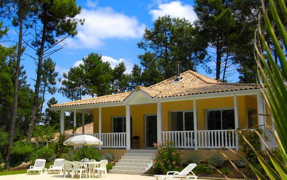 Poussez les portes des Villas Eden Parc Golf