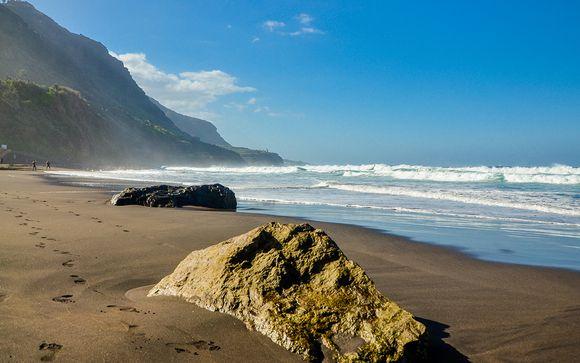 Farniente absolu le long du littoral