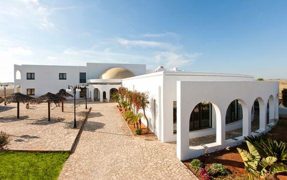 Poussez les portes du Zahira Resort and Village 4*