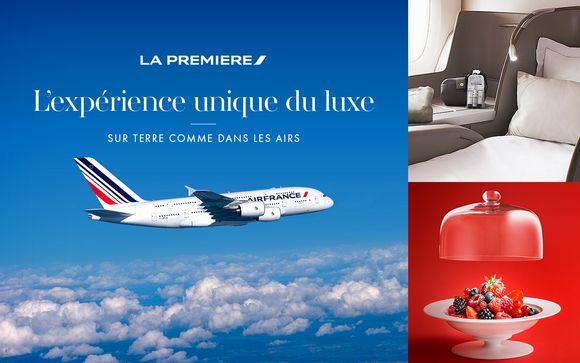 Offrez-vous le luxe de la cabine La Première Air France