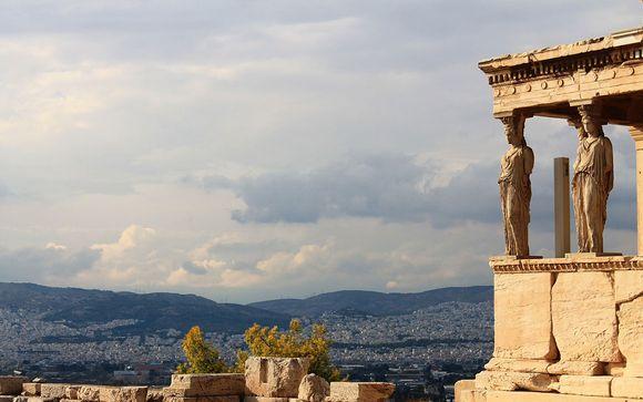 Rendez-vous... à Athènes et Naxos