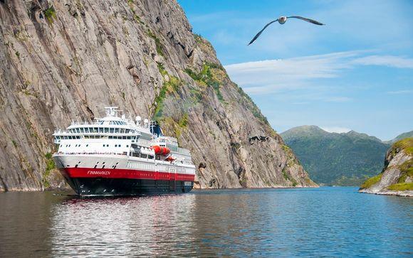 Croisière de l'Arctique aux Fjords, l'Express Côtier de Norvège
