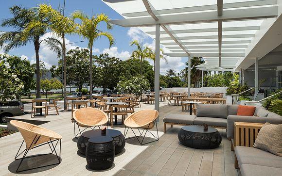 Poussez les portes de votre hôtel à Cairns