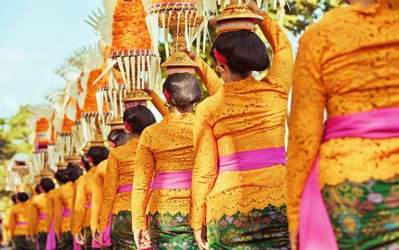 Découverte de Bali en 7 ou en 10 nuits, en hôtels 3* ou 4*