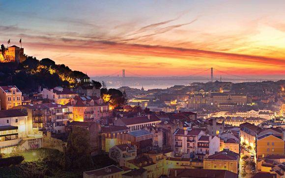 Hôtel Mystère 5* Lisbonne