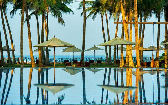 Votre extension à l'hôtel Taprobana Beach 4* (ou similaire)