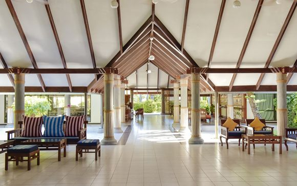 Poussez les portes de l'hôtel Holiday Island Resort 4*