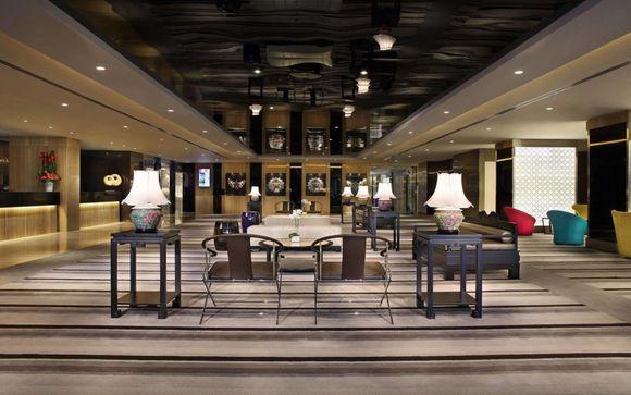 Votre extension à l'hôtel Katong Village à Singapour
