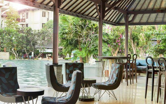 Poussez les portes de l'hôtel Novotel Nusa Dua 5* à Nusa Dua
