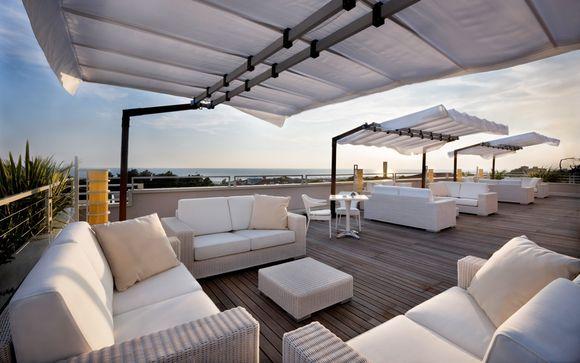Italie Lido di Camaiore - Hôtel Una Versilia 4* à partir de 118,00 € (118.00 EUR€)
