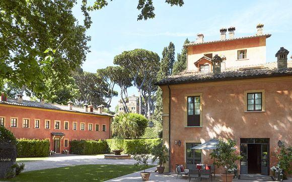 Hôtel QC Terme Roma 5*