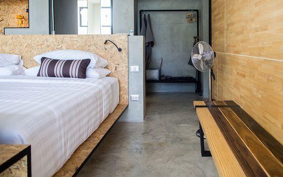 Poussez les portes de l'hôtel X2 River Kwai 4*