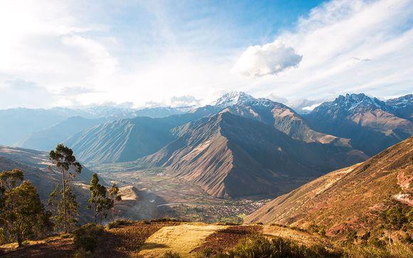 Zoom sur votre programme: Rendez-vous en terres incas en 15 jours/13 nuits