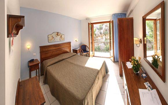 Poussez les portes de l'hôtel Panoramic San Vito Lo Capo 4*