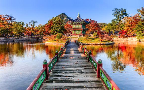 Escapade à Séoul avec visites guidées - 5 ou 6 nuits
