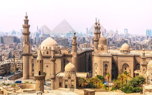 Votre extension à l'hôtel Barcelo cairo pyramids 4* (ou similaire) au Caire