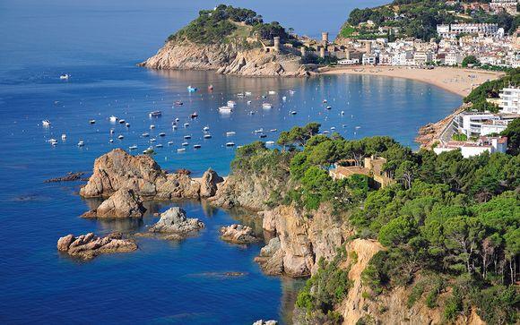 Rendez-vous... à Tossa del Mar