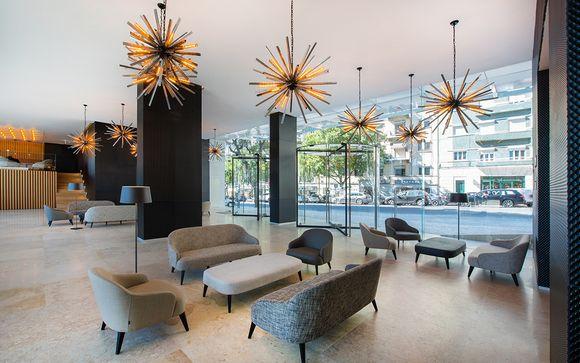 Votre pré-extension à l'hôtel Iberostar Lisboa 5*