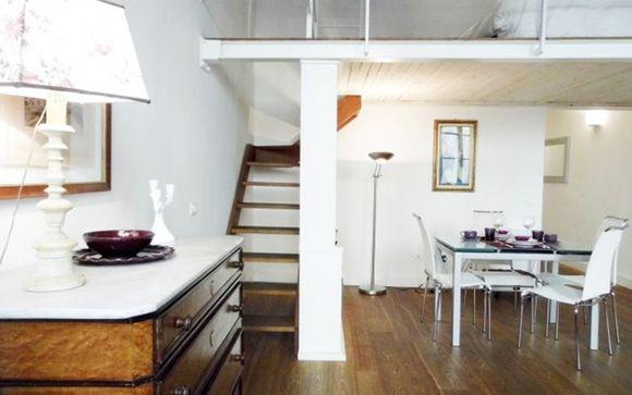 Poussez les portes de votre studio loft