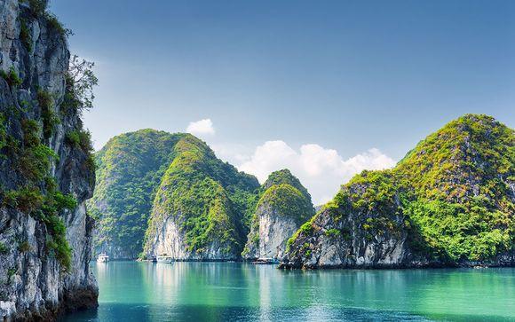 Circuit Charmes du Vietnam et Lang Co Beach