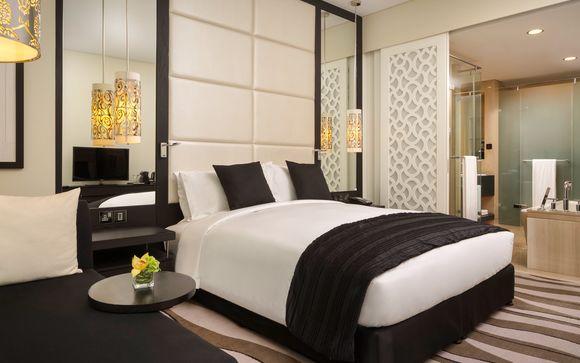 Poussez les portes de votre pré-extension possible à Abu Dhabi