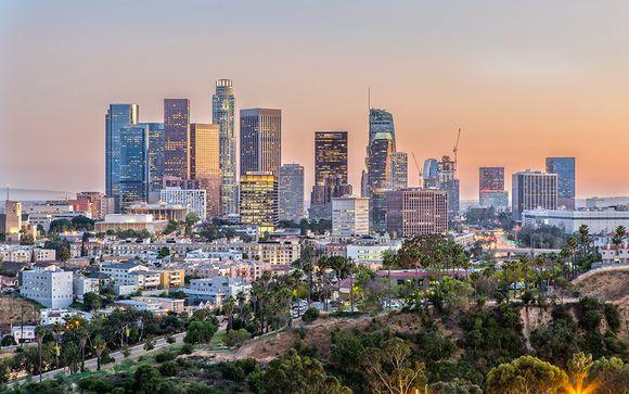 City-break sous les palmiers californiens