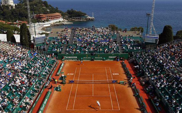 Le tournois de tennis Monte Carlo Rolex Masters