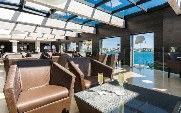 Poussez les portes de l'hôtel Barcelo Hamilton Menorca 4* - Adult Only