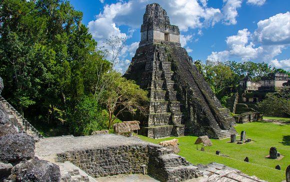 Circuit Guatemala & Honduras : Merveilleuses Cités Mayas - 12 jours / 10 nuits