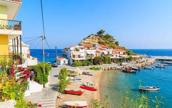 Zoom sur votre programme Rhodes - Patmos - Kos