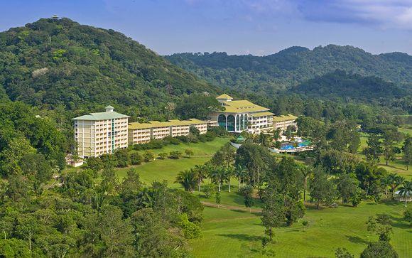 Poussez les portes de l'hôtel Gamboa Rainforest 4*