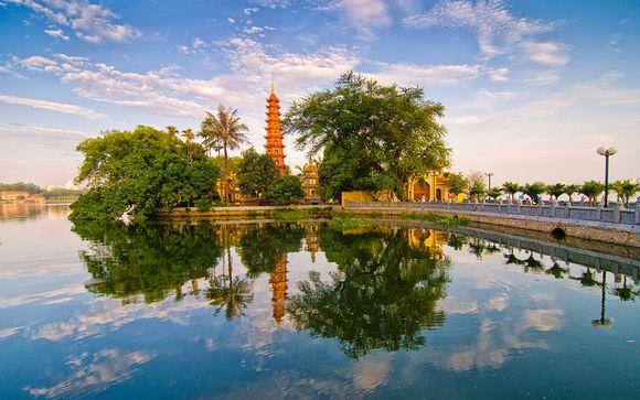 Circuit privatif Voyagez avec style au Vietnam - 13 jours/12 nuits