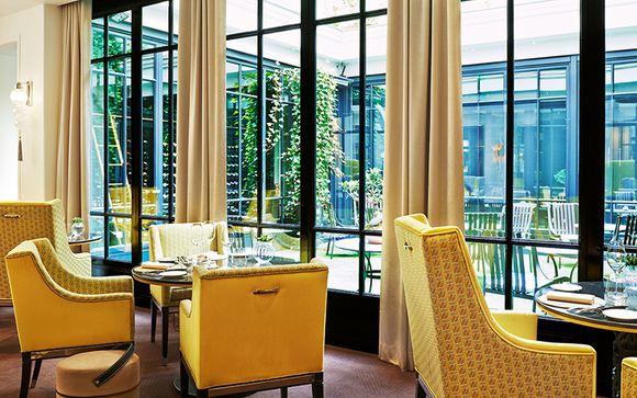Restaurant Le Baudelaire 1*