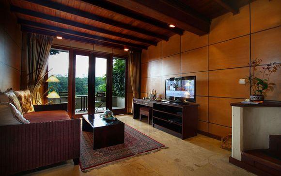 Poussez les portes de l'hôtel Kupu Barong 5* à Ubud